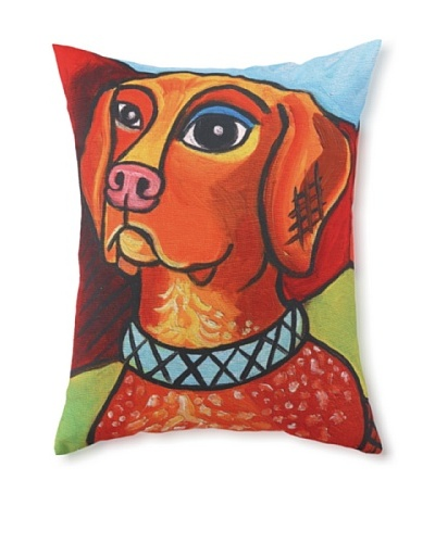 Pawcasso German Short Pointer Pillow