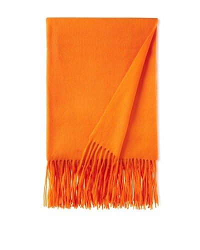pür cashmere Signature Throw, Hermes, 50 x 65
