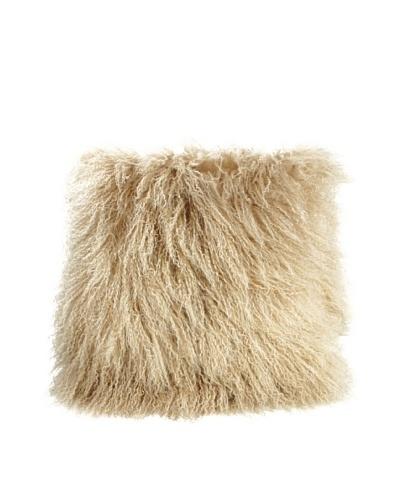 pür cashmere Fur Pillow