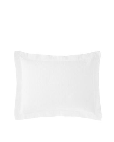 Peacock Alley Villa Matelassé Pillow Sham [White]