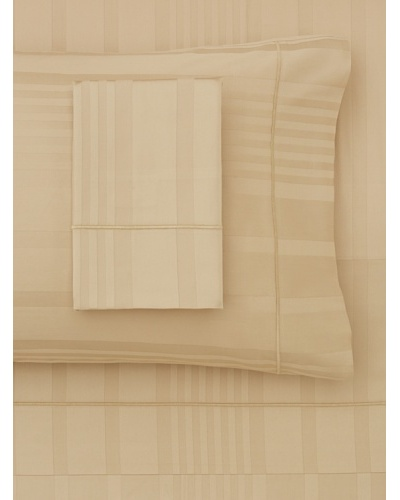 Peacock Alley Sonnet Sheet Set [Champagne]