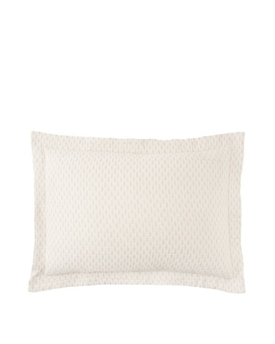 Peacock Alley Dominique Pillow Sham [Linen]