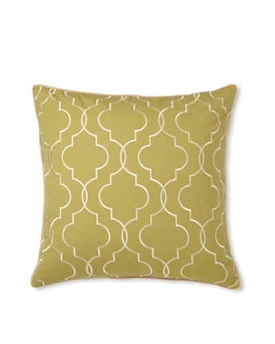 Peacock Alley Athena Square Pillow