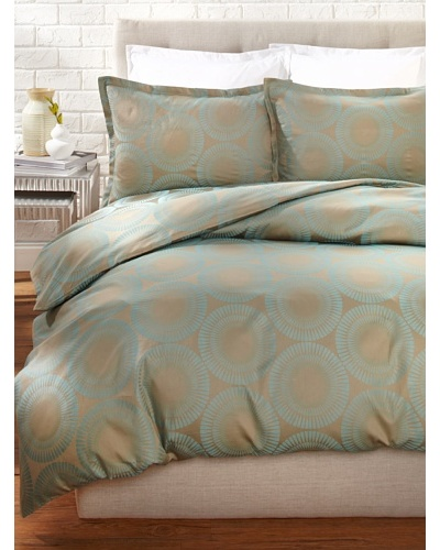 Peacock Alley Cleo Duvet Set