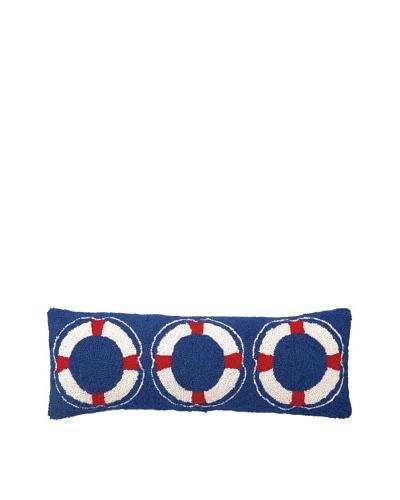 Peking Handicraft Nautical Hook Pillow