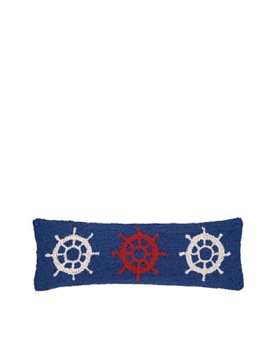 Peking Handicraft Helm Trio Hook Pillow