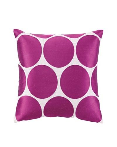 Peking Handicraft Erin Pillow, Pink