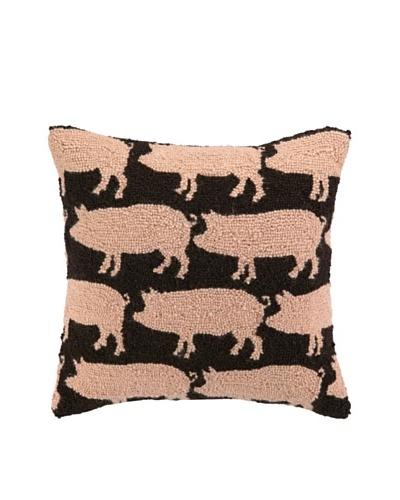 Peking Handicraft So Many Pigs Hook Pillow