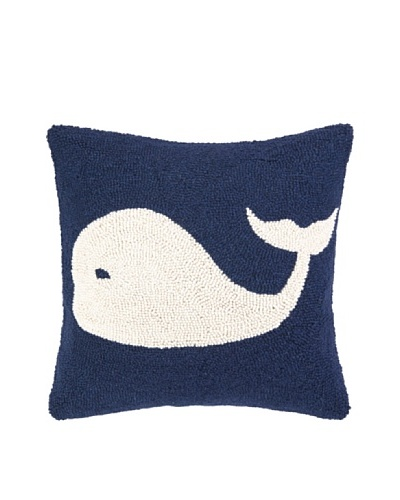 Peking Handicraft Whale Hook Pillow