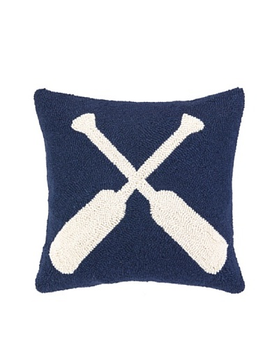 Peking Handicraft Oars Hook Pillow