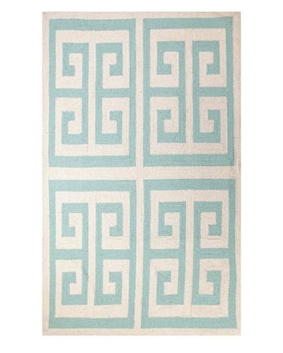 Peking Handicraft Greek Key Rug