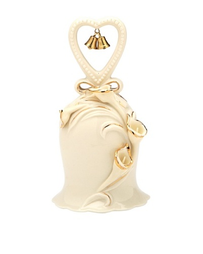 Perfect Wedding Calla Lilies Porcelain Bell