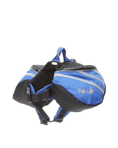 Pet Life Dupont Everest Backpack [Blue/Grey]