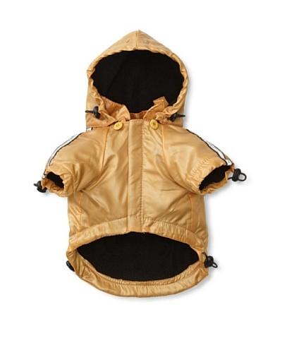 Pet Life Reflecta-Sport Rain Jacket [Yellow]