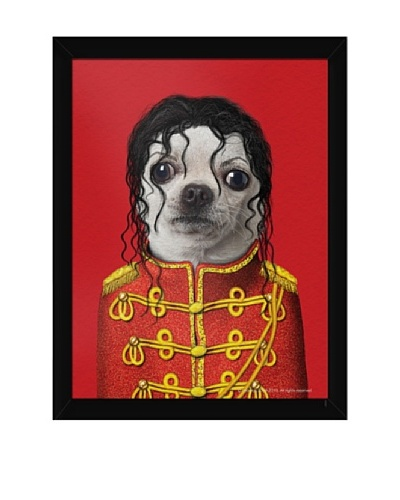 """Pets Rock """"Pop"""" Framed Art"""