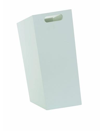Philippi Box Wastepaper Basket, White