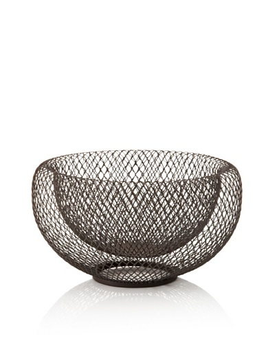 Philippi Mesh Bowl, Black, Small