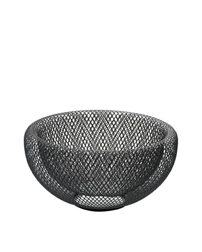 Philippi Mesh Bowl, Black, Large