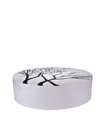 Phillips Collection Winter Days Table, White
