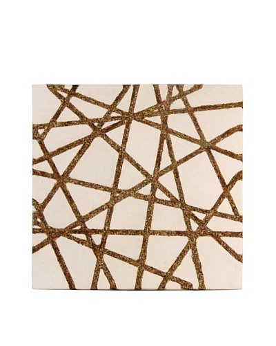 Phillips Collection Geo Wall Tile, Cream/Brown