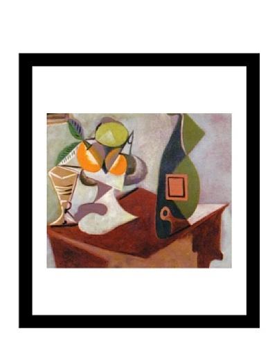 Picasso Nature morte au citron et aux oranges