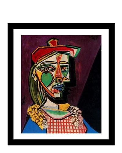 Picasso Estate Collection Woman with Beret