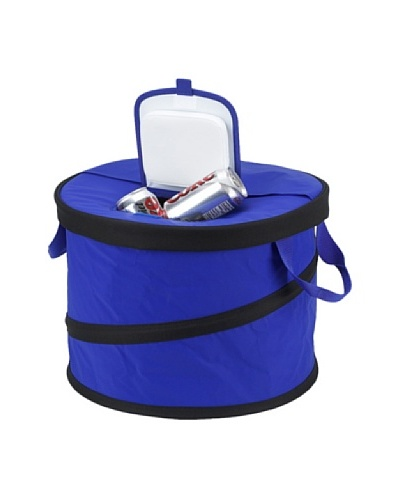 Picnic at Ascot Collapsible Party Tub Cooler [Royal Blue]