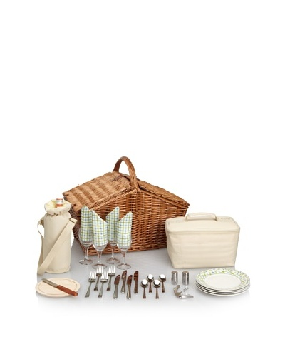 Picnic at Ascot Huntsman Basket for Four