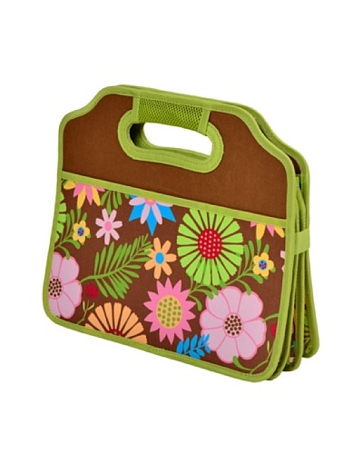 Picnic at Ascot Foldable Trunk Organizer, Floral