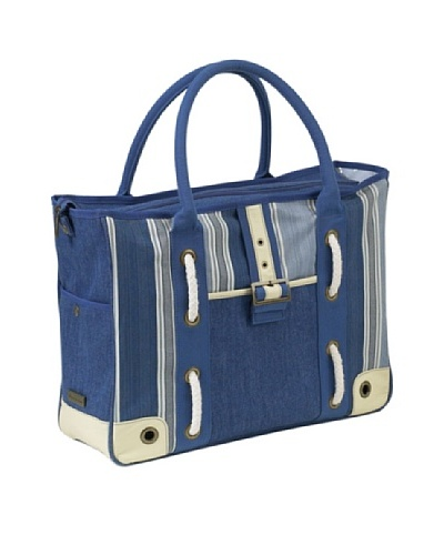 Picnic at Ascot Large Aegean Day Tote