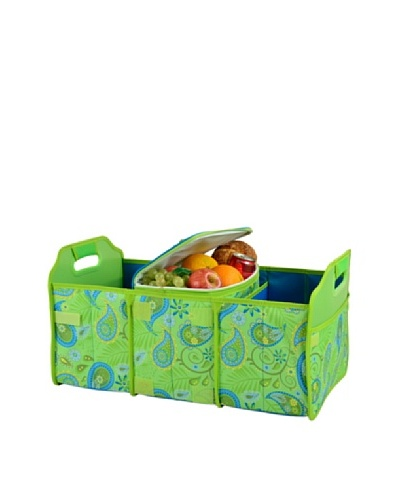 Picnic at Ascot 2-Piece Trunk Organizer & Cooler Set