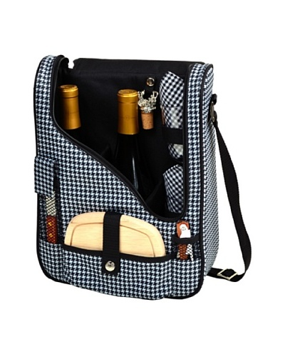 Picnic at Ascot Two-Bottle Wine & Cheese Cooler