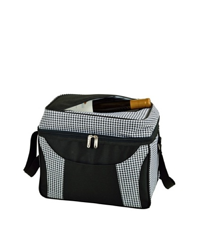 Picnic at Ascot Houndstooth Dome-Top Cooler
