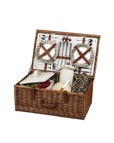 Picnic at Ascot Dorset Basket for 4