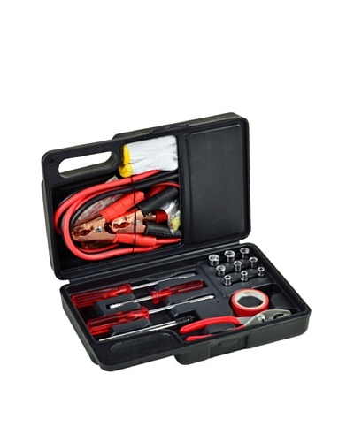 Picnic at Ascot Roadside Emergency Kit, Black