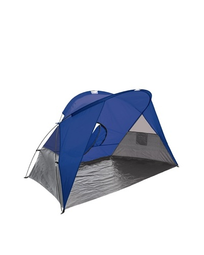 Picnic Time Cove Portable Sun/Wind Shelter [Blue]