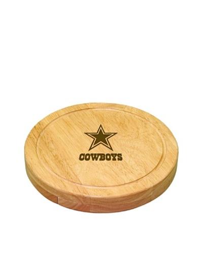 Picnic Time NFL Dallas Cowboys Circo Cheese SetAs You See
