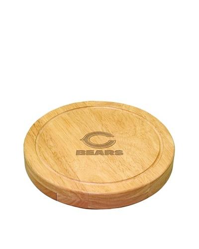 Picnic Time NFL Chicago Bears Circo Cheese SetAs You See