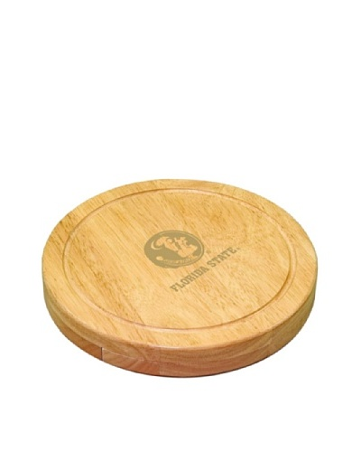 Picnic Time NCAA Florida State Seminoles Circo Cheese Set