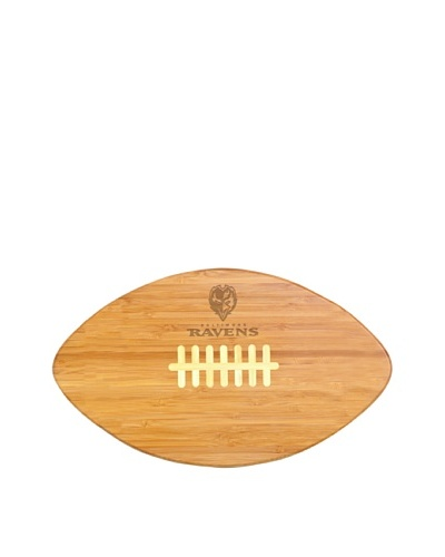 NFL Baltimore Ravens Touchdown Pro! Bamboo Cutting BoardAs You See