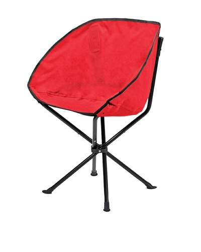 Picnic Time Portable Sling Chair [Red]