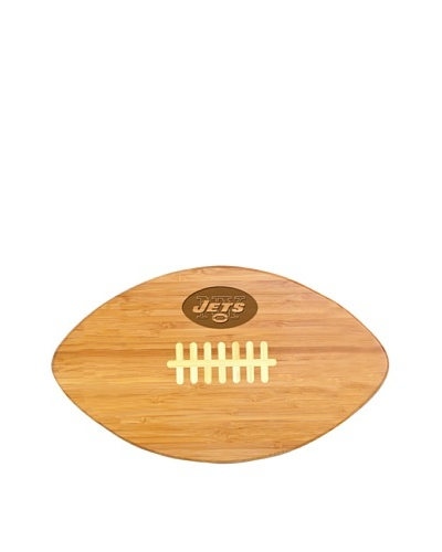 NFL New York Jets Touchdown Pro! Bamboo Cutting BoardAs You See