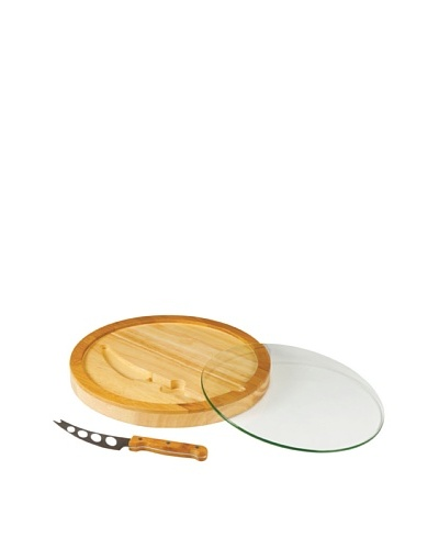Picnic Time Iris 3-Piece Cheese Set
