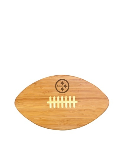 NFL Pittsburgh Steelers Touchdown Pro! Bamboo Cutting BoardAs You See