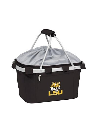 Picnic Time NCAA LSU Tigers Metro Basket