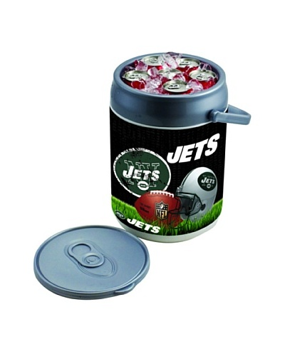 Picnic Time NFL New York Jets Insulated Can Cooler