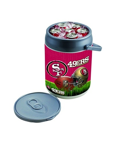 Picnic Time NFL San Francisco 49ers Insulated Can CoolerAs You See