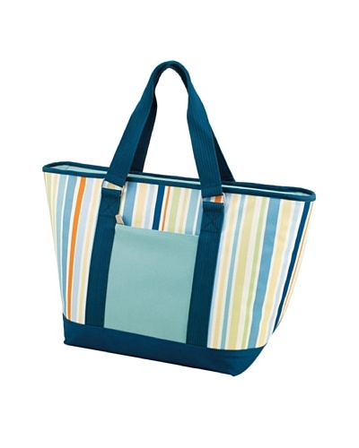 Picnic Time Topanga Insulated Cooler Tote [St. Tropez]