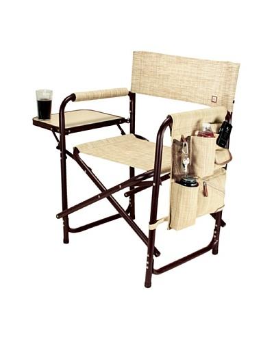 Picnic Time Portable Folding Sports Chair [Botanica]