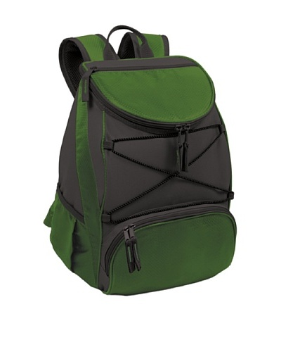Picnic Time PTX Insulated Backpack Cooler, Green